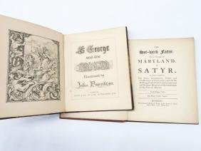 (2) INCL. ST. GEORGE AND THE DRAGON; 1865