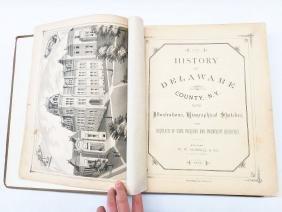 HISTORY OF DELAWARE COUNTY, NY W.W. MUNSELL 1880