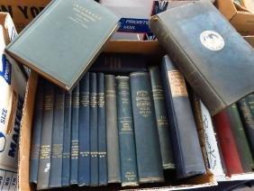 BOOK LOT HISTORICAL- WISCONSIN, ILLINOIS, KANSAS, ETC