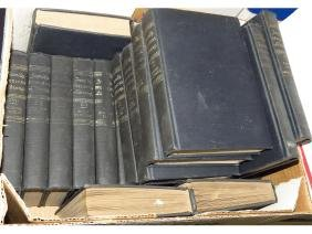 BOX BOOK LOT FAMILY MEDICAL LIBRARY