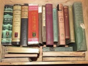 BOOK LOT BASIC WRITINGS OF SIGMUND FREUD, HAMLET ETC