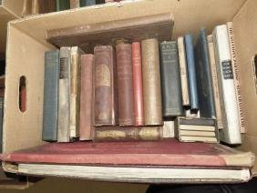 BOOK LOT ART THROUGH THE AGES & OTHER NOVELS