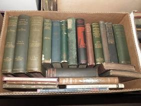 BOOK LOT HISTORY OF ARCHITECTURAL DEVELOPMENT, ETC