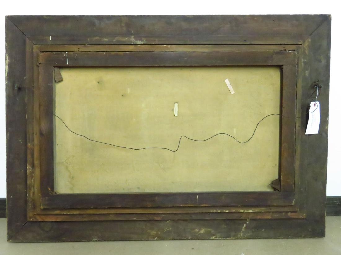O/C HUDSON RIVER VIEW SIGNED A. CROPSY 19TH C. - 7