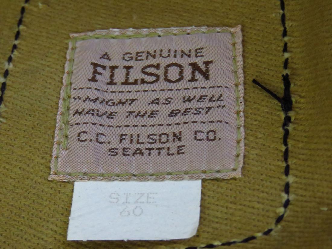 FILSON CANVAS FLY ROD BAG - 7