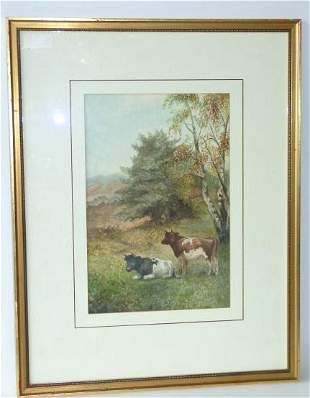 WC HOLSTEINS UNSIGNED 1920TH C