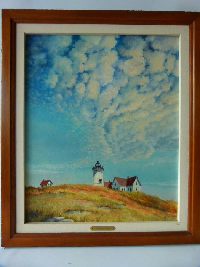 O/B BUTTERMILK/MACKEREL SKY SIGNED WERNER JOHN