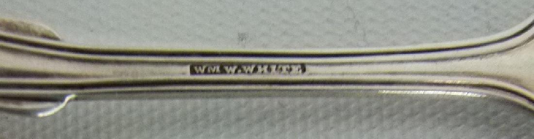 LOT ASSORT. STERLING FLATWARE INCL. SOUVENIR TIFFANY - 7