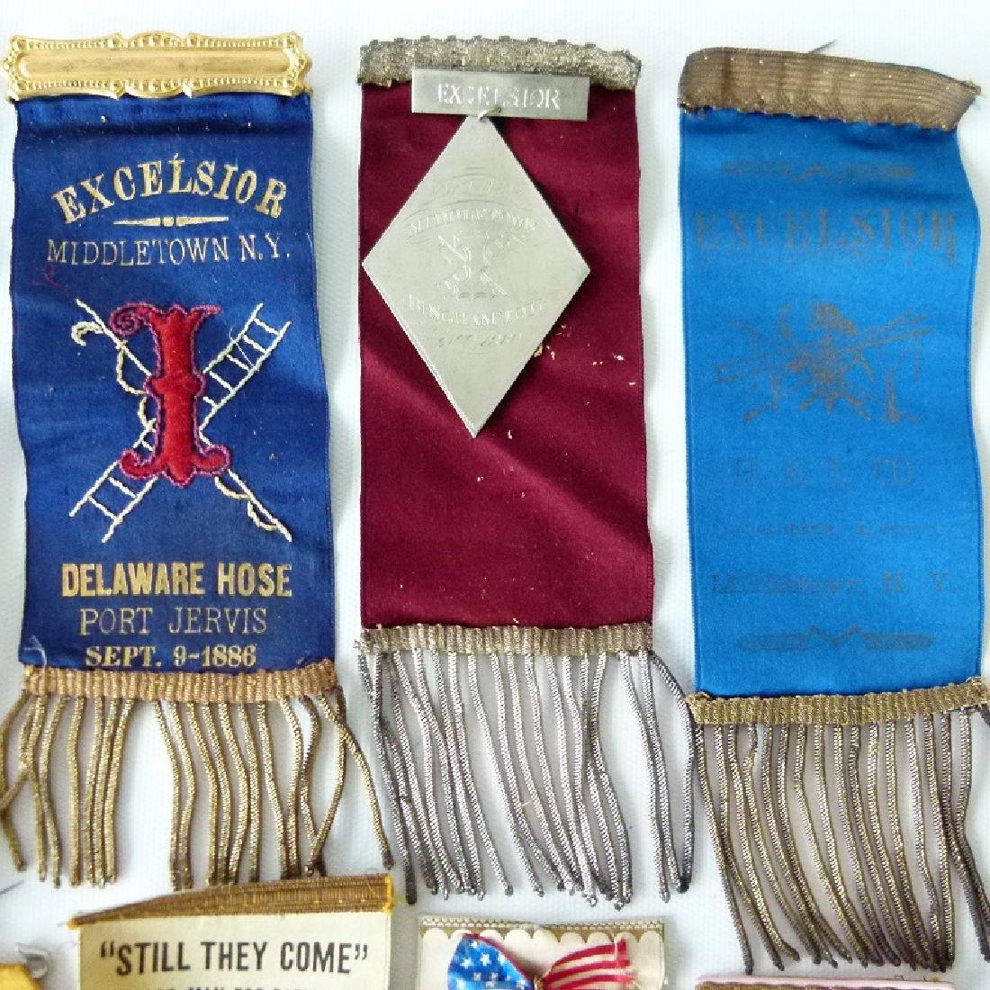 LOT ASSORTED INCL. EXCELSIOR FIRE DEPARTMENT EXHIBITION - 3