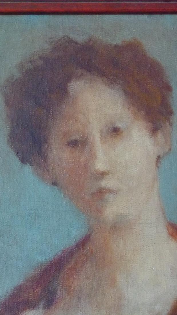 "O/C ""NURSING MOTHER"" SIGNED KENNEDY (PAUL NEW YORK, NY) - 3"