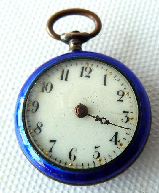 (2) LADIES POCKET WATCHES INCL. TIFFANY & CO. NEW YORK - 2