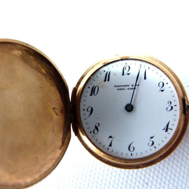(2) LADIES POCKET WATCHES INCL. TIFFANY & CO. NEW YORK - 5