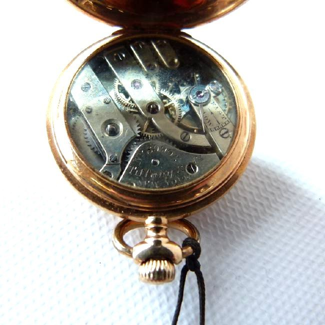 (2) LADIES POCKET WATCHES INCL. TIFFANY & CO. NEW YORK - 6
