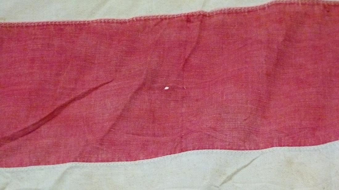 "AMERICAN FLAG FLOWN OVER ""WINCHESTER ARMS CO"" 1914-1919 - 6"