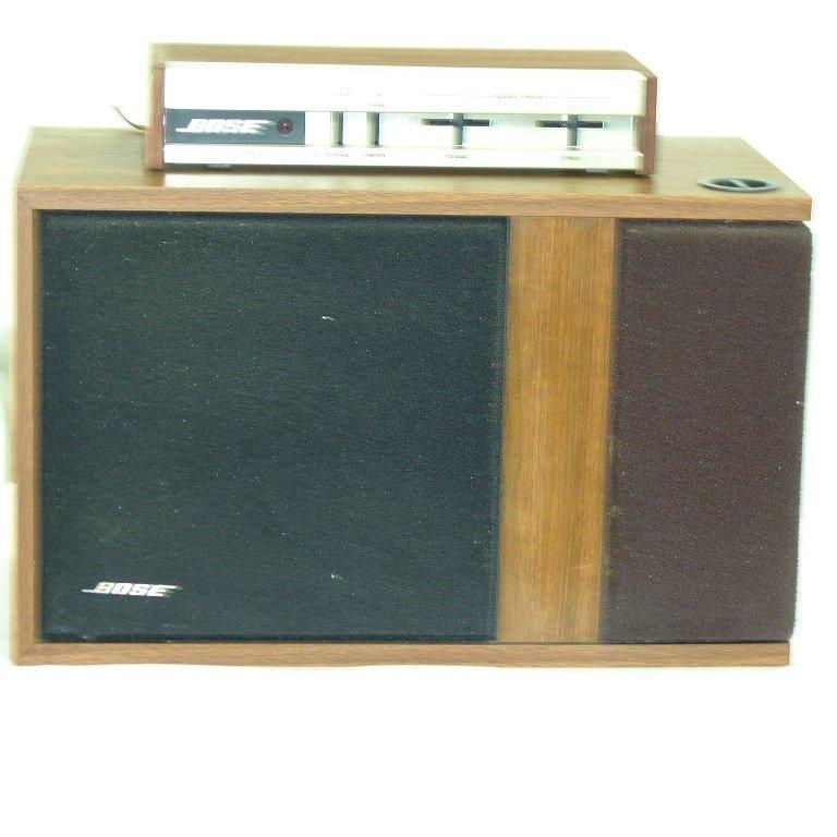 BOSE 301 SPEAKERS, C. 1970/80 - 2