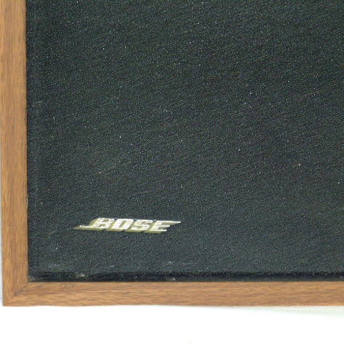 BOSE 301 SPEAKERS, C. 1970/80 - 7