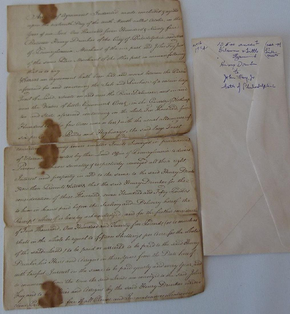 DOCUMENT-ARTICLE OF AGREEMENT SALE AND PURCHASE