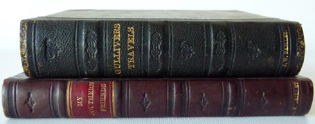 LOT (2) VOLS. INCL. GULLIVER'S TRAVELS/MY SOUTHERN