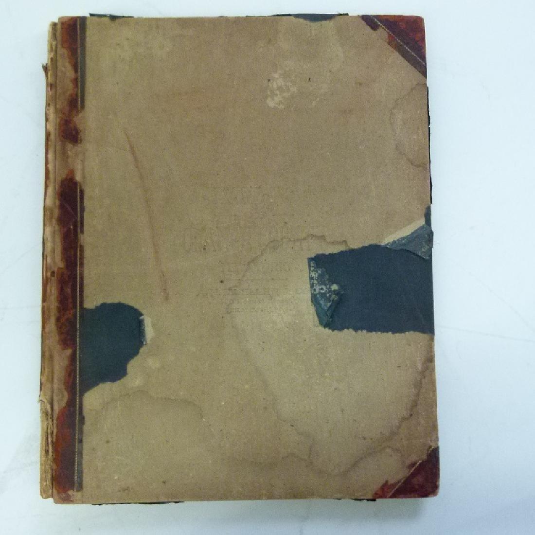 (2) ATLAS OF ORANGE COUNTY NY, A.H. MUELLER 1903 - 7