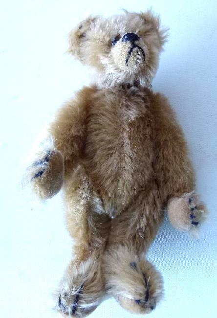 LOT (6) INCL.  EARLY MULHAIR TEDDY BEARS - 4
