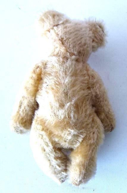 LOT (6) INCL.  EARLY MULHAIR TEDDY BEARS - 9