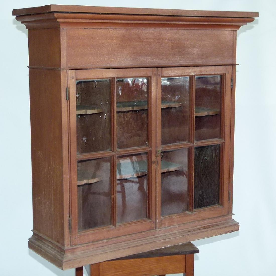 FEDERAL CHERRY HANGING CUPBOARD