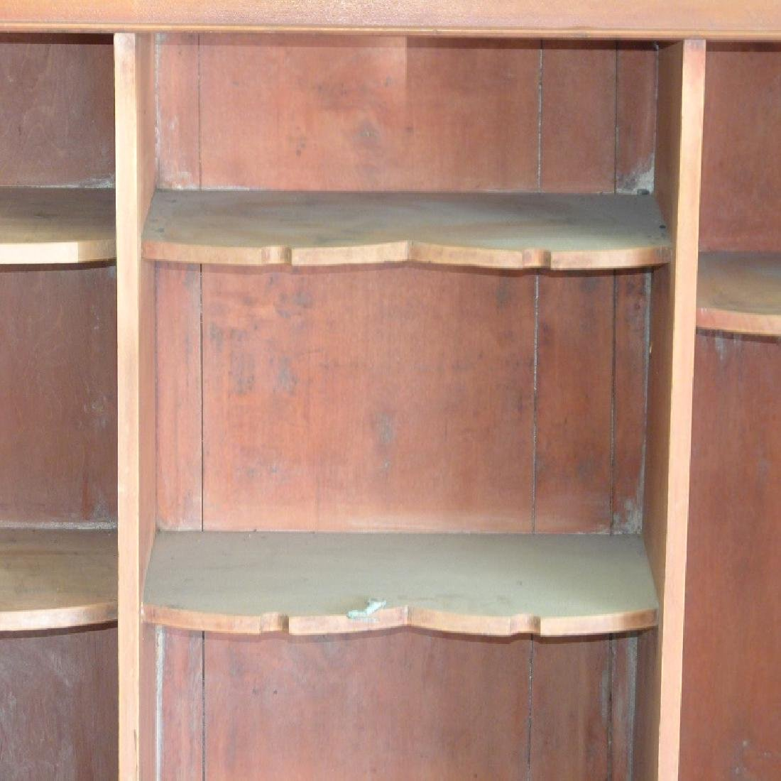 FEDERAL CHERRY HANGING CUPBOARD - 3