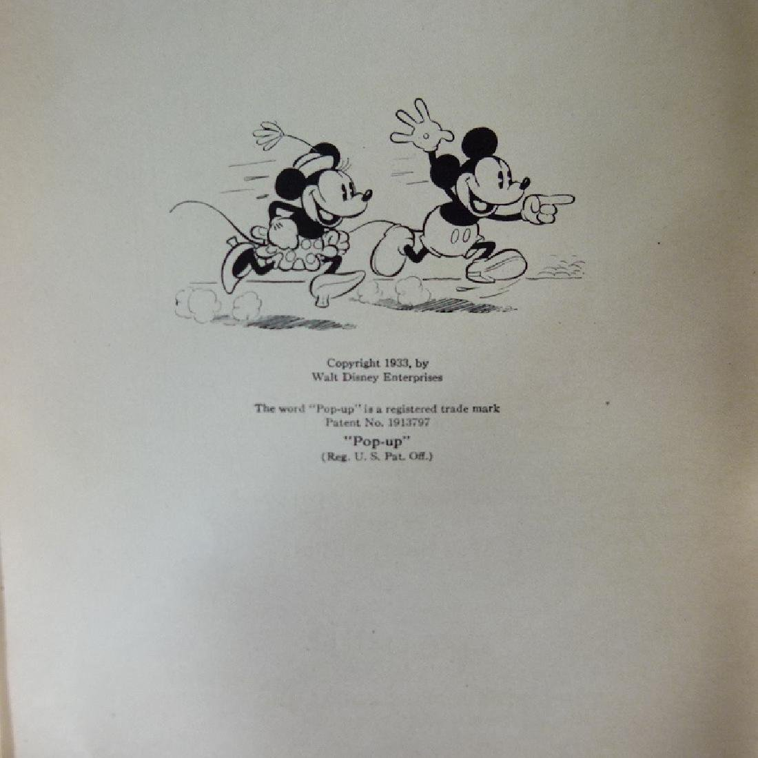 LOT (2) THE ADVENTURES OF MICKEY MOUSE - 5