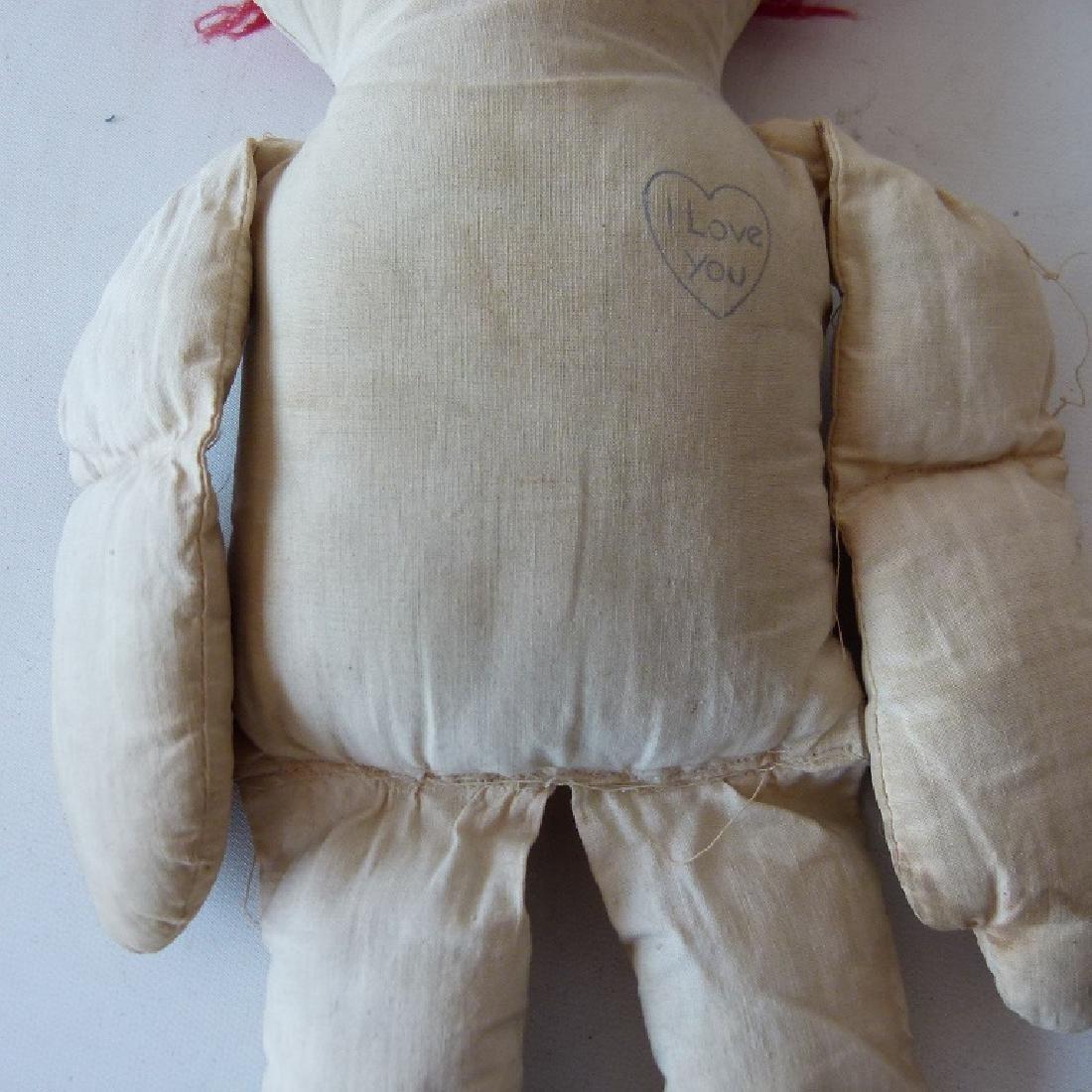 LOT ASSORT.  TEDDY BEARS/RAGGETY ANN - 10