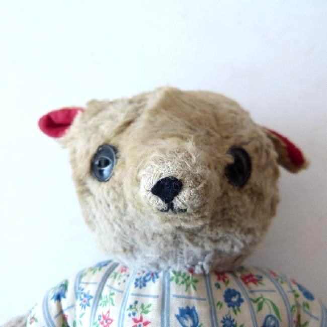 LOT ASSORT.  TEDDY BEARS/RAGGETY ANN - 16