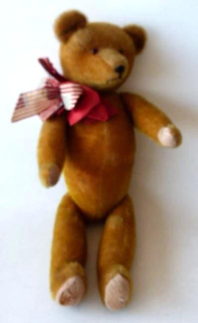 LOT ASSORT.  TEDDY BEARS/RAGGETY ANN - 3