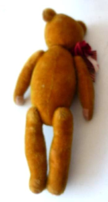LOT ASSORT.  TEDDY BEARS/RAGGETY ANN - 4