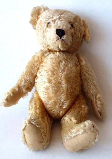 LOT ASSORT.  TEDDY BEARS/RAGGETY ANN - 5