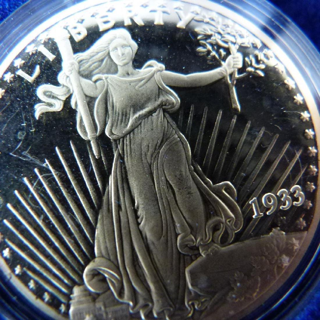 LOT (12) CASED SETS US COINS - 4