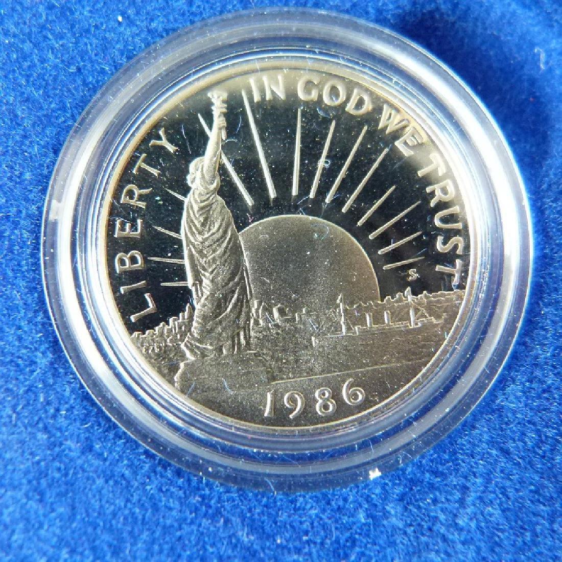 LOT (12) CASED SETS US COINS - 7