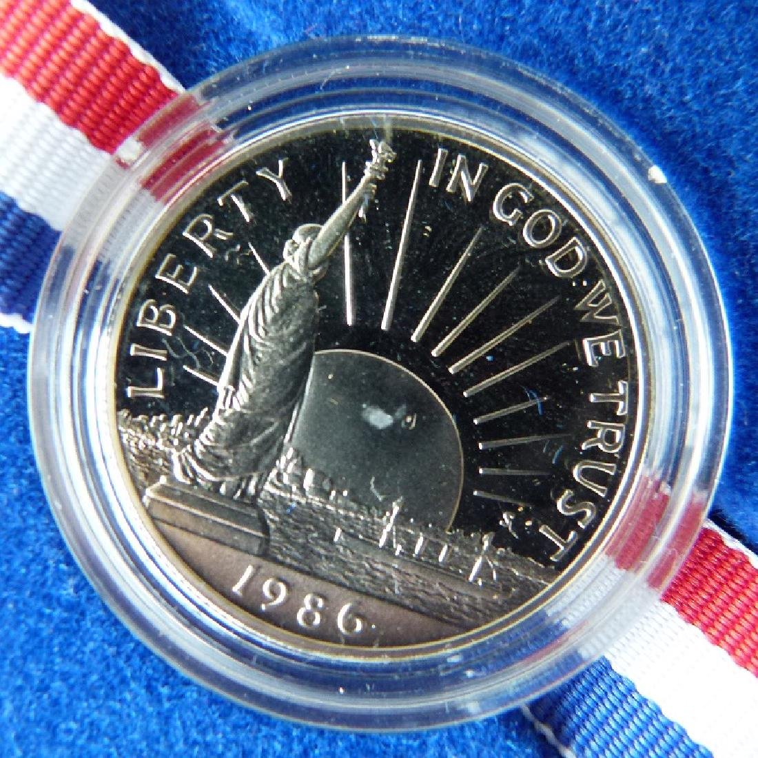 LOT (12) CASED SETS US COINS - 9