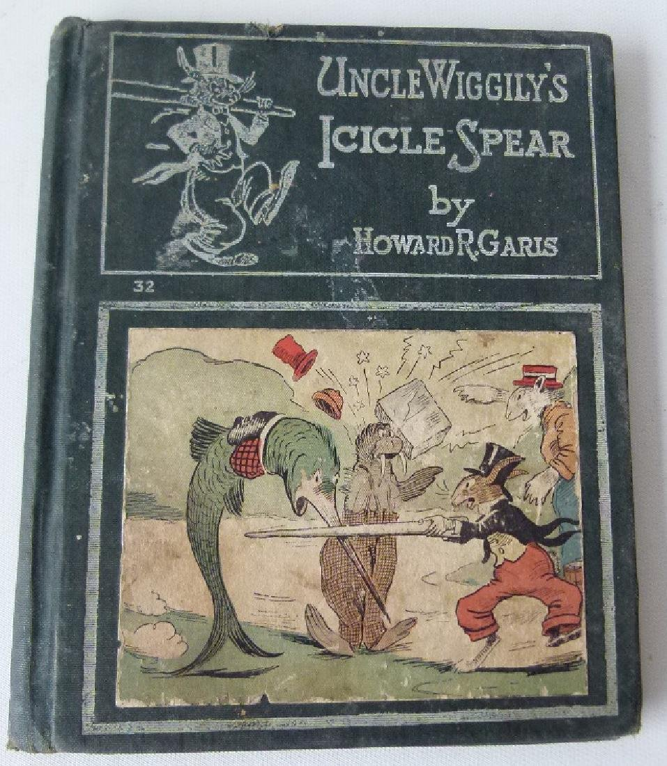 LOT (5) VOLS. EARLY CHILDS BOOKS - 12