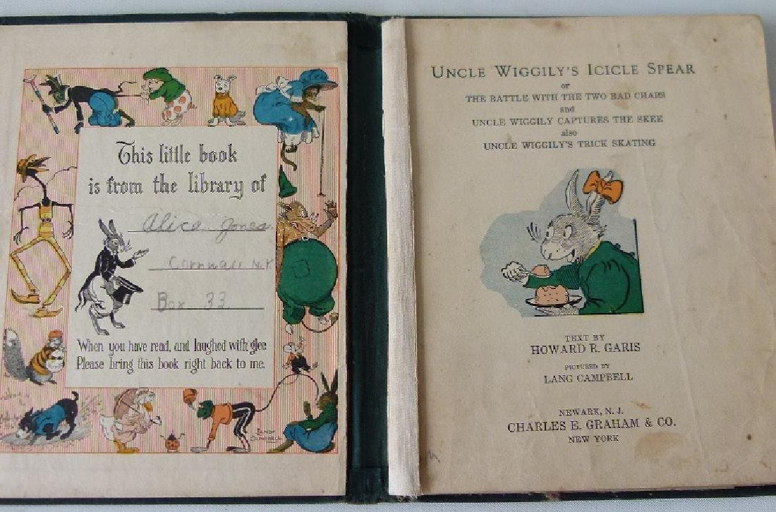 LOT (5) VOLS. EARLY CHILDS BOOKS - 13