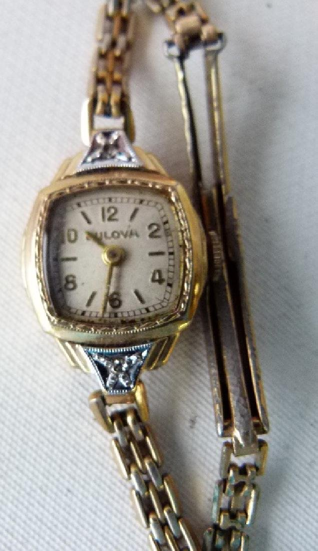 LARGE LOT ASSORTED VINTAGE WRIST WATCHES - 10