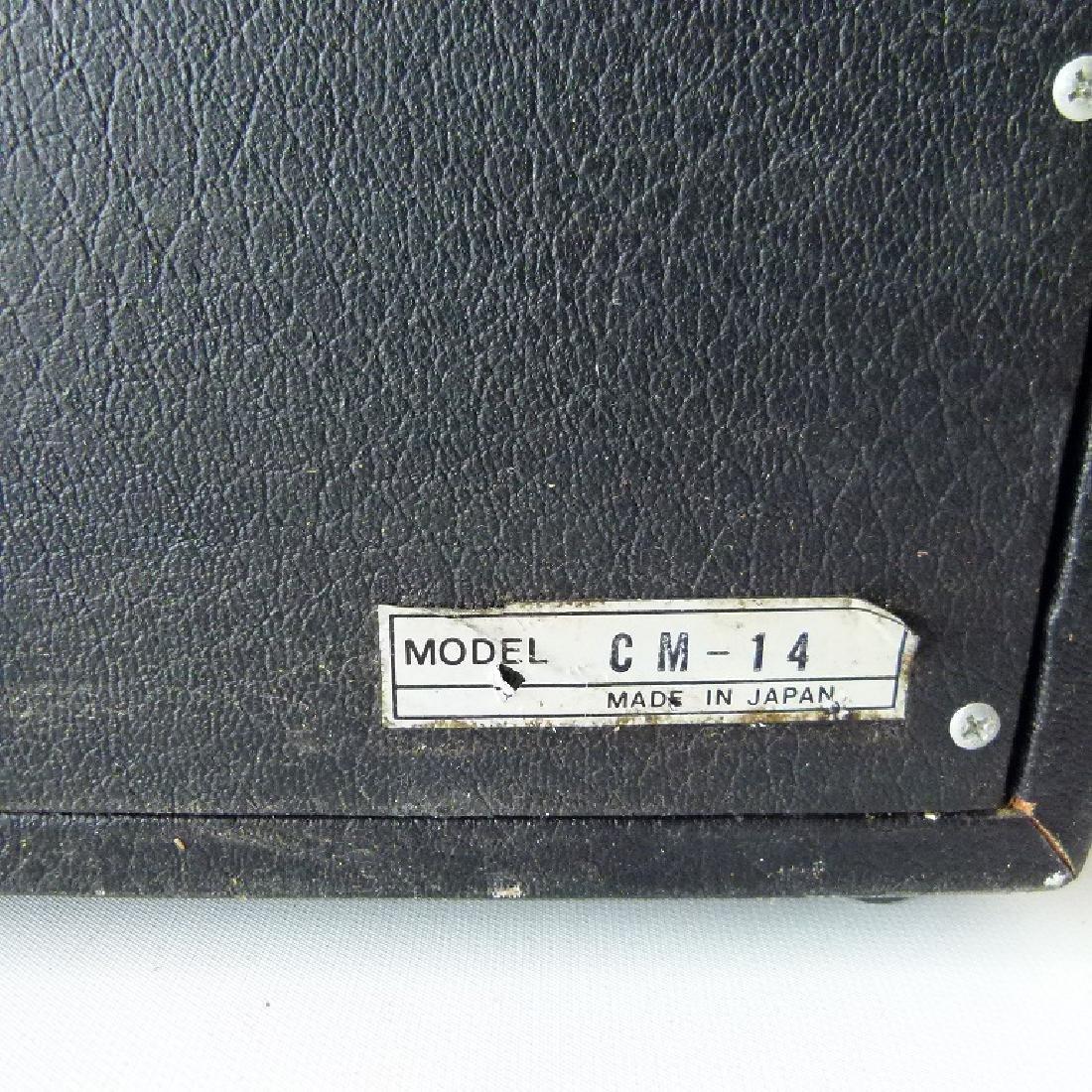 """VINT. BRUNO """"ROYAL ARTIST"""" ELECTRIC GUITAR/CASE/AMP - 15"""