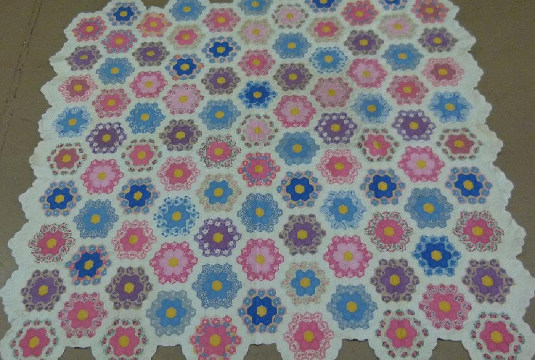 VINT./ANTIQUE QUILTS BY CARRIE HAYWORTH CHAMBERS - 2