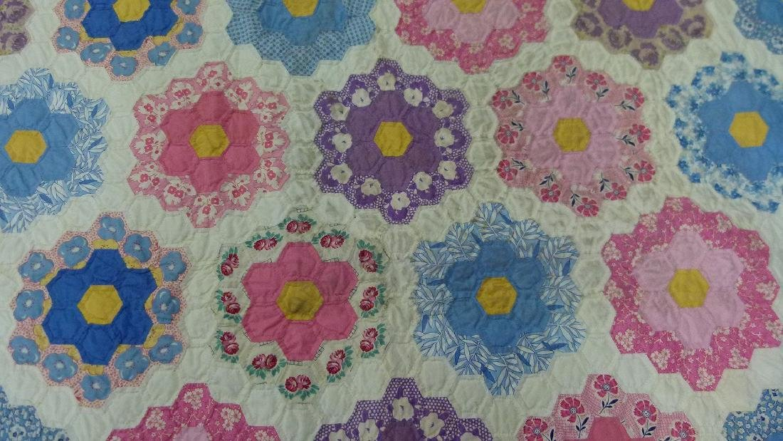 VINT./ANTIQUE QUILTS BY CARRIE HAYWORTH CHAMBERS - 3