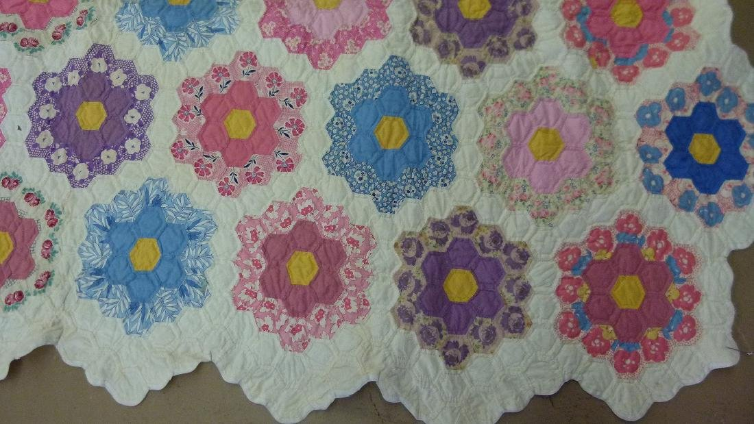 VINT./ANTIQUE QUILTS BY CARRIE HAYWORTH CHAMBERS - 4