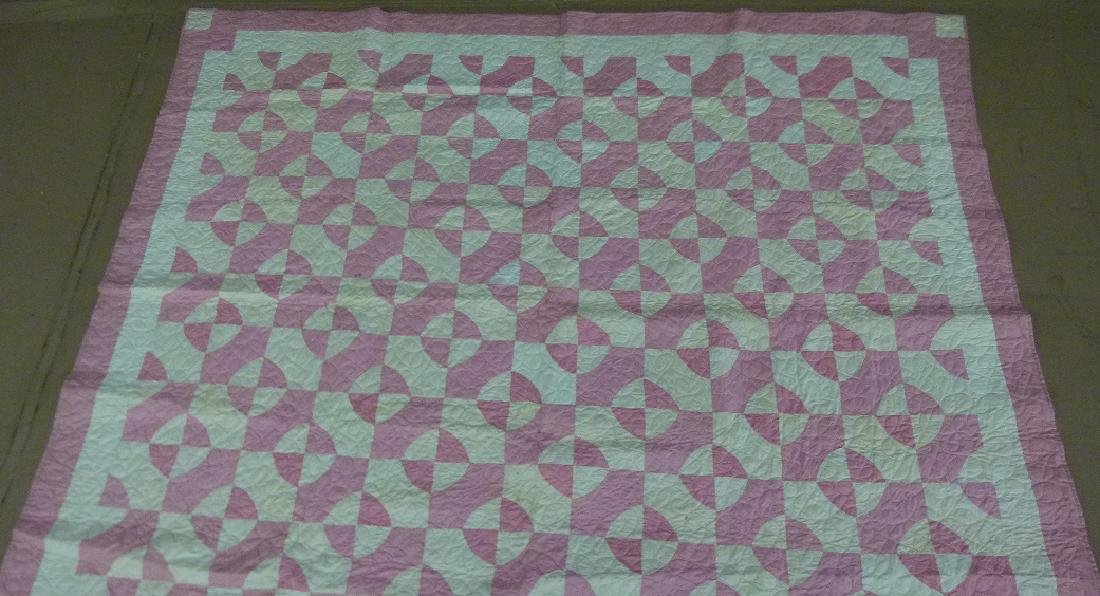VINT./ANTIQUE QUILTS BY CARRIE HAYWORTH CHAMBERS - 6