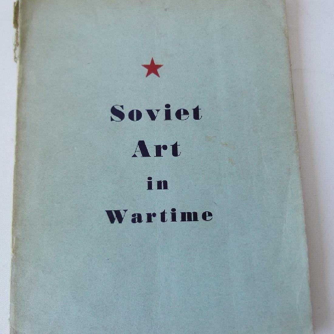 LOT ASSORTED ART REFERENCE INCL. ART EXHIBIT OF 1947 - 12