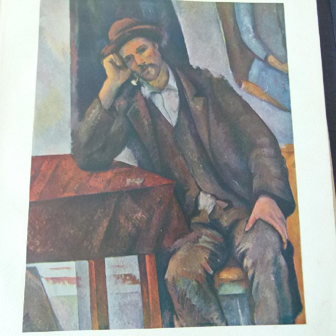 LOT ASSORTED ART REFERENCE INCL. ART EXHIBIT OF 1947 - 7