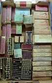 BOX LOT ASSORTED AMMO INCLUDING 19/20TH C.