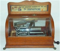 COLUMBIA COIN-OP CYLINDER PHONOGRAPH