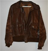 PERSONAL FLIGHT JACKET OF COLONEL ILYA A. TOLSTOY