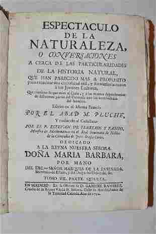 VOL. ESPECTACULO DE LA NATURALEZA W/ TERRESTRIAL MAPS